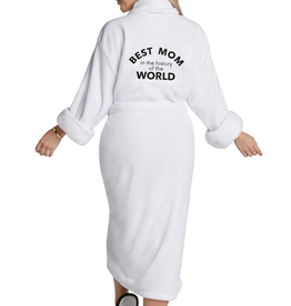 best mom luxe plush robe