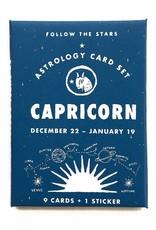 Three Potato Four astrology card pack