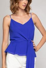 corina knot waist front top final sale