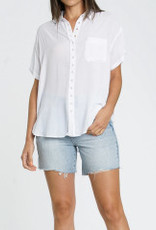 pistola courtney cuffed short sleeve shirt