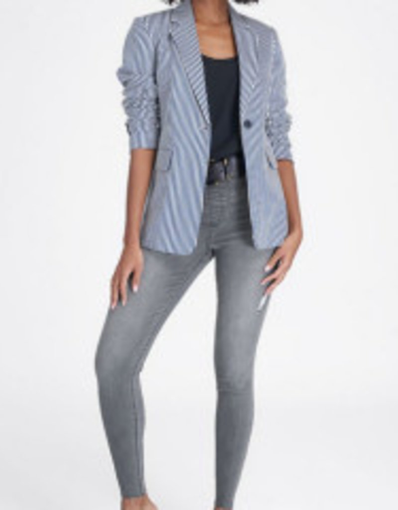 spanx distressed skinny ankle jeans