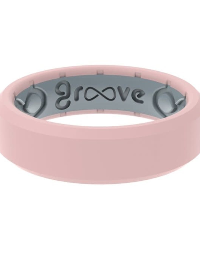 groove life edge thin silicone ring FINAL SALE