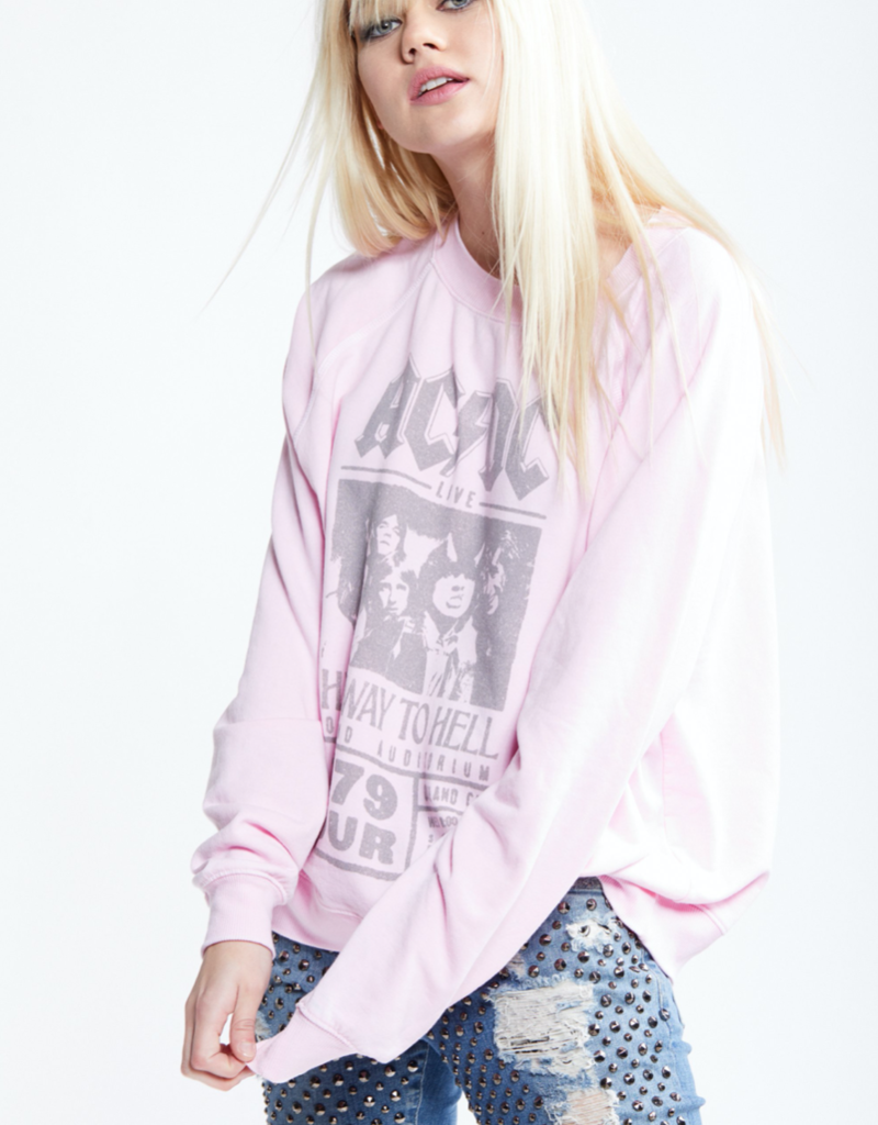 highway to hell sweater