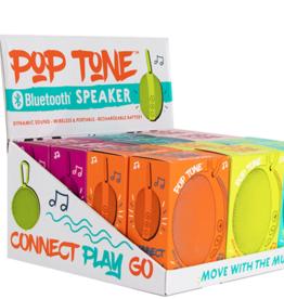 pop tone bluetooth speaker