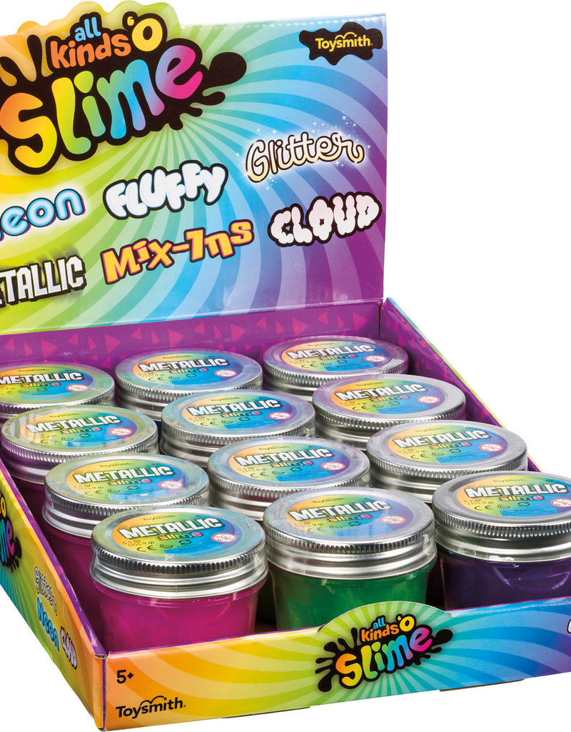 metallic slime