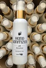 moisturizing hand sanitizer