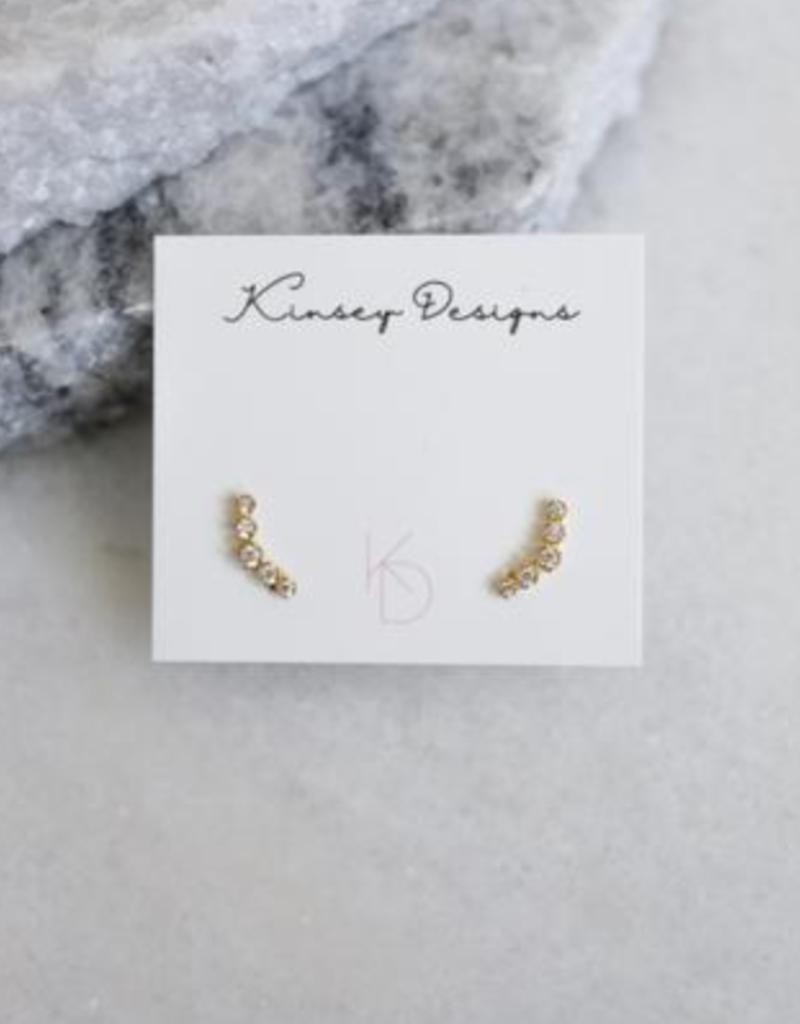 always stud earrings