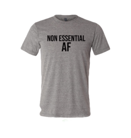 R+R non essential AF tee