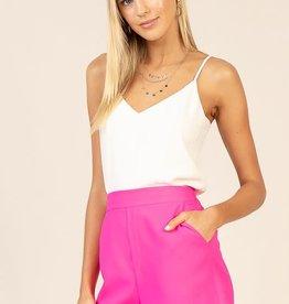 ultra pink shorts