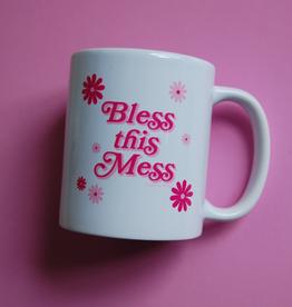 bless this mess mug