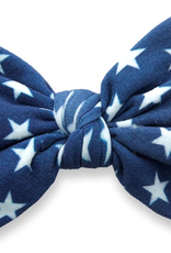 Baby Bling flag printed knot