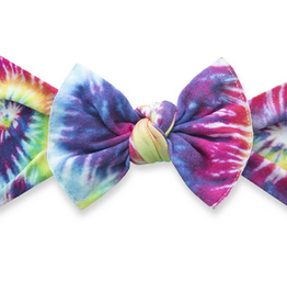 Baby Bling groovy printed knot