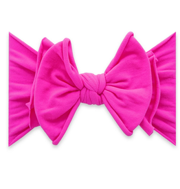 Baby Bling neon pink fab-bow-lous