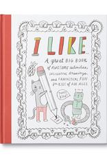 i like... book
