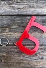 helping hand keychain