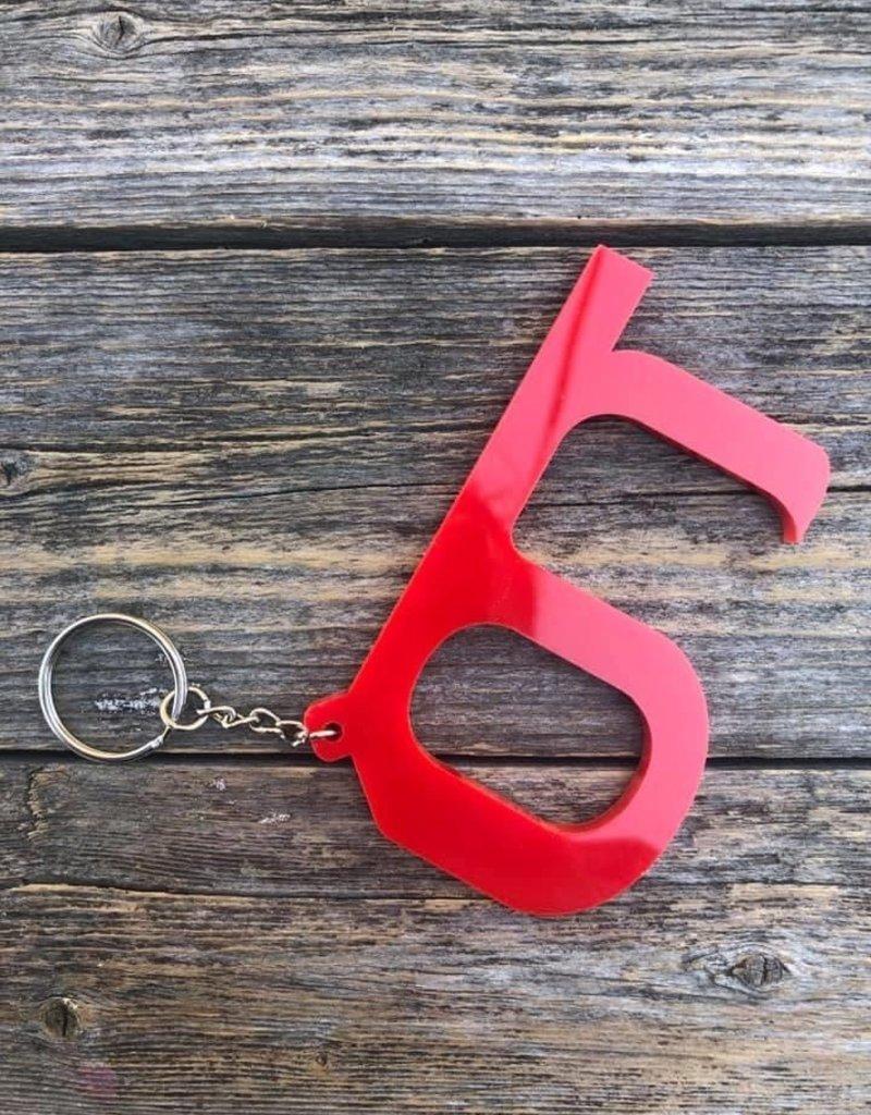 helping hand keychain FINAL SALE