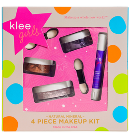 Klee Naturals natural mineral makeup kit
