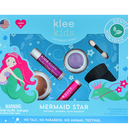 Klee Naturals natural pressed makeup play set