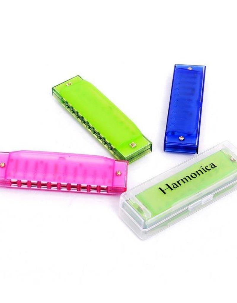 translucent harmonica