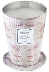 voluspa giant ice cream cone table candle