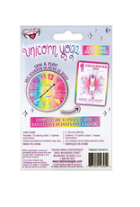 fashion angels unicorn yoga card game