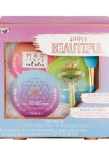 fashion angels wellness simply beautiful face mask set