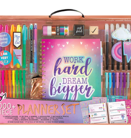 fashion angels work harder dream bigger planner set