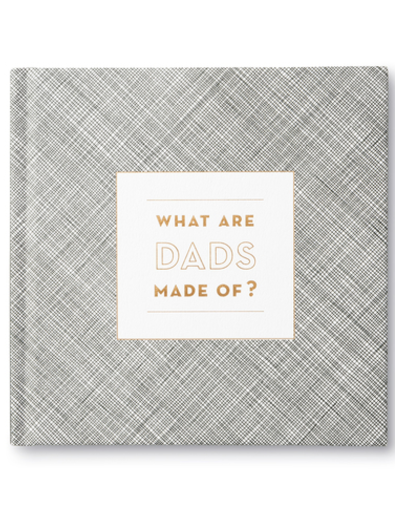 what are dads made of book