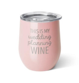 swig swig 12oz bridal wine tumbler FINAL SALE