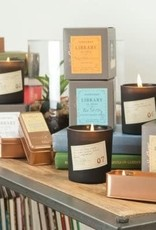 library boxed 6oz candle