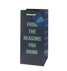 reasons you drink bottle gift bag