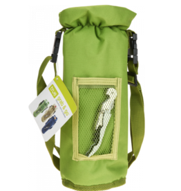 True Brands grab & go insulated bottle carrier