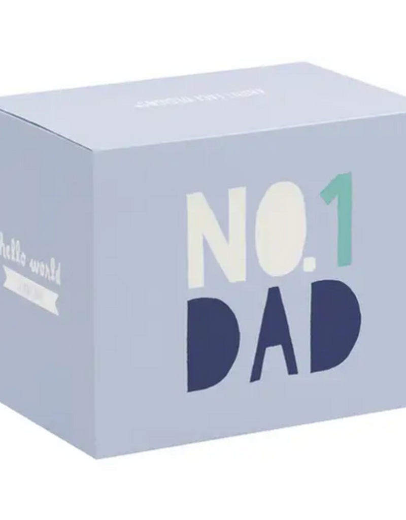 #1 dad mug