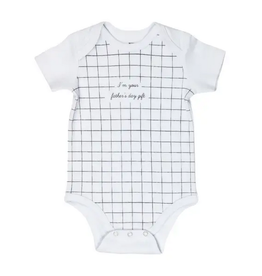 fathers day onesie 3-6m