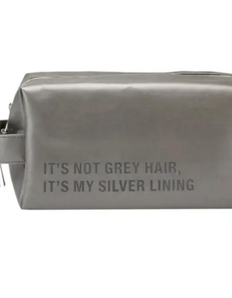 silver lining dopp kit