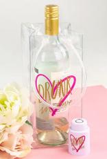 drunk in love wine tote FINAL SALE