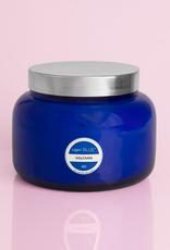 capri blue volcano jumbo blue jar 48oz