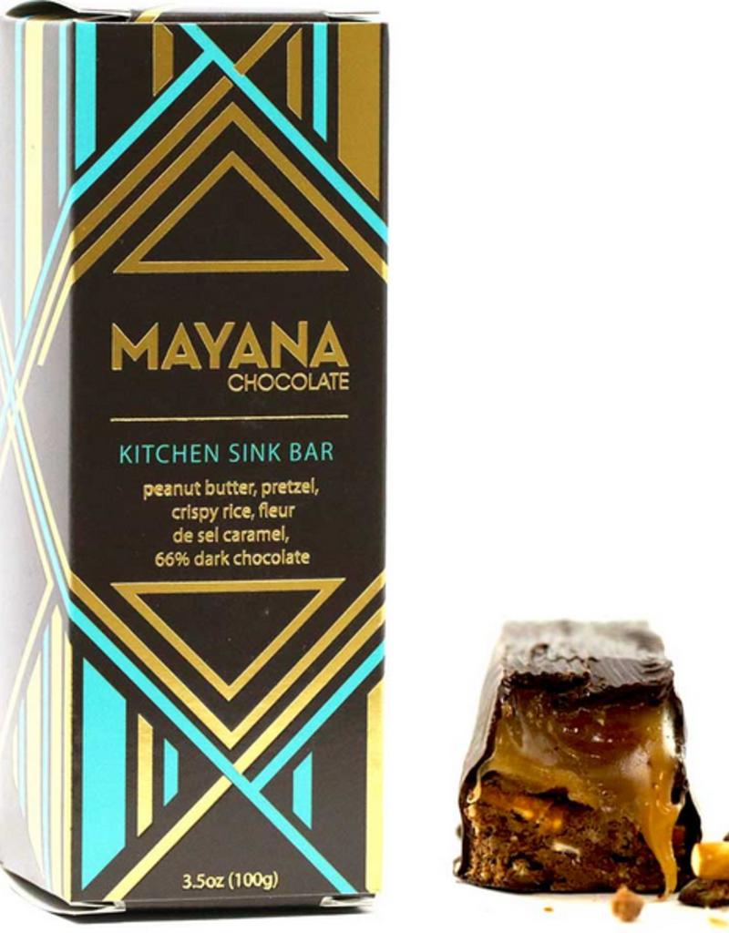 kitchen sink chocolate bar