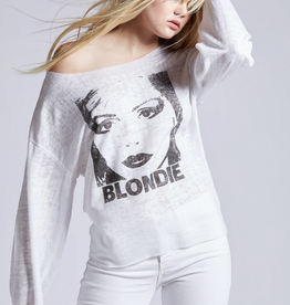 blondie bell sleeve sweatshirt