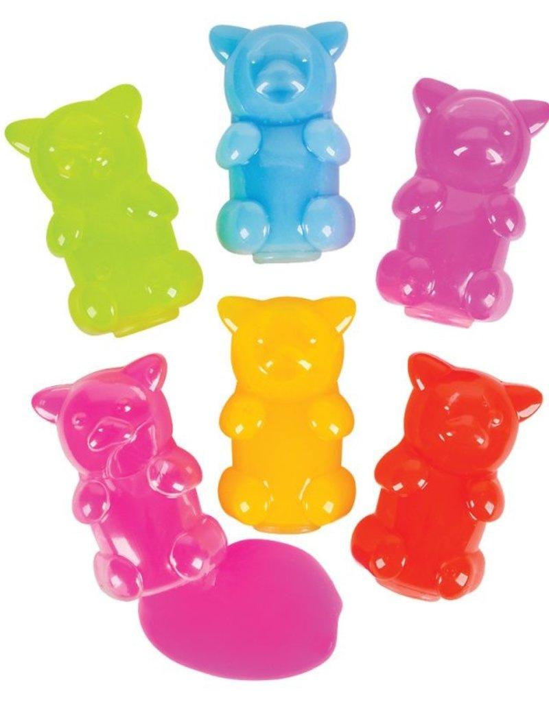 gummy bear slime