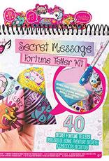fashion angels secret message fortune teller portfolio