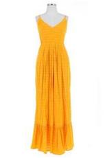 mango wild for you maxi dress