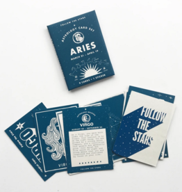 Three Potato Four astrology card pack
