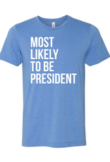 most likely to be president