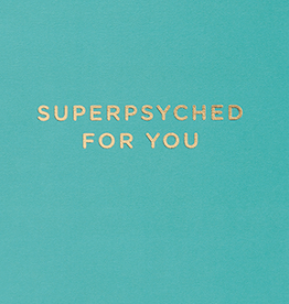 Calypso cards superpsyched card