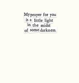 Calypso cards prayer for you card