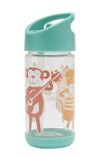 animal band flip & sip clear tritan final sale