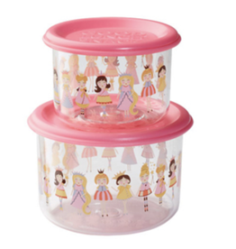 princess lunch containers small