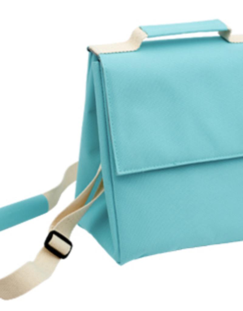 awesome aqua lunch sack
