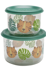 tiger lunch container small